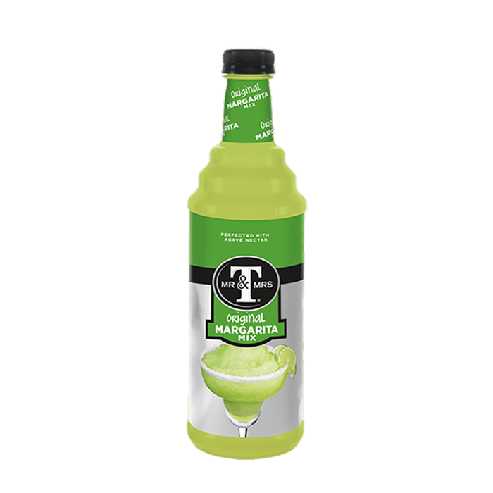 MR & MRS T ORIGINAL MARGARITA MIX | 1 L