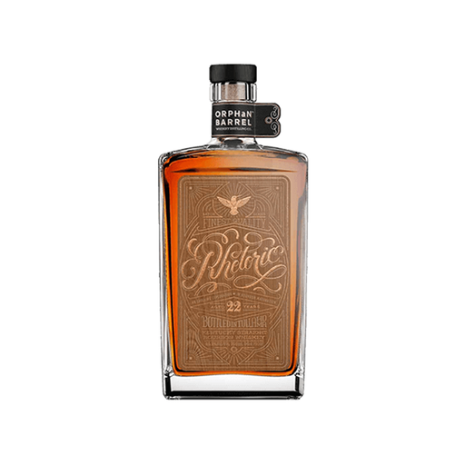RHETORIC BY ORPHAN BARREL 22YR | 750 ML