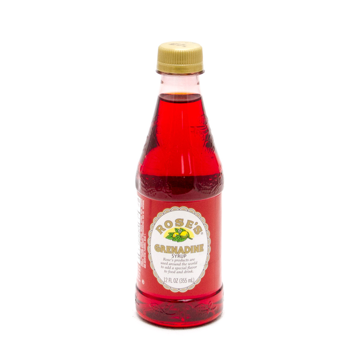 ROSE'S GRENADINE SYRUP | 25 OZ