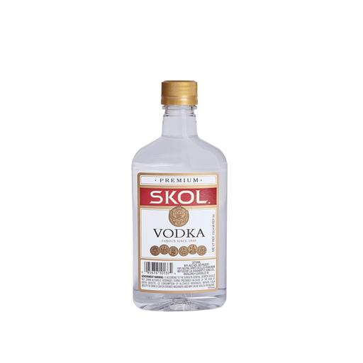 SKOL VODKA | 375 ML