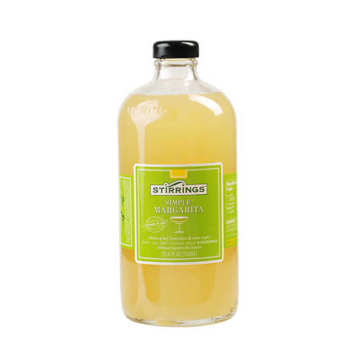 STIRRINGS MARGARITA MIX | 750 ML