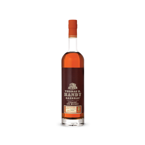 THOMAS HANDY SAZERAC STRAIGHT RYE WHISKEY | 750 ML