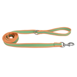 Coastal Pro Reflective Leash Lime with Orange - Correas para Perros