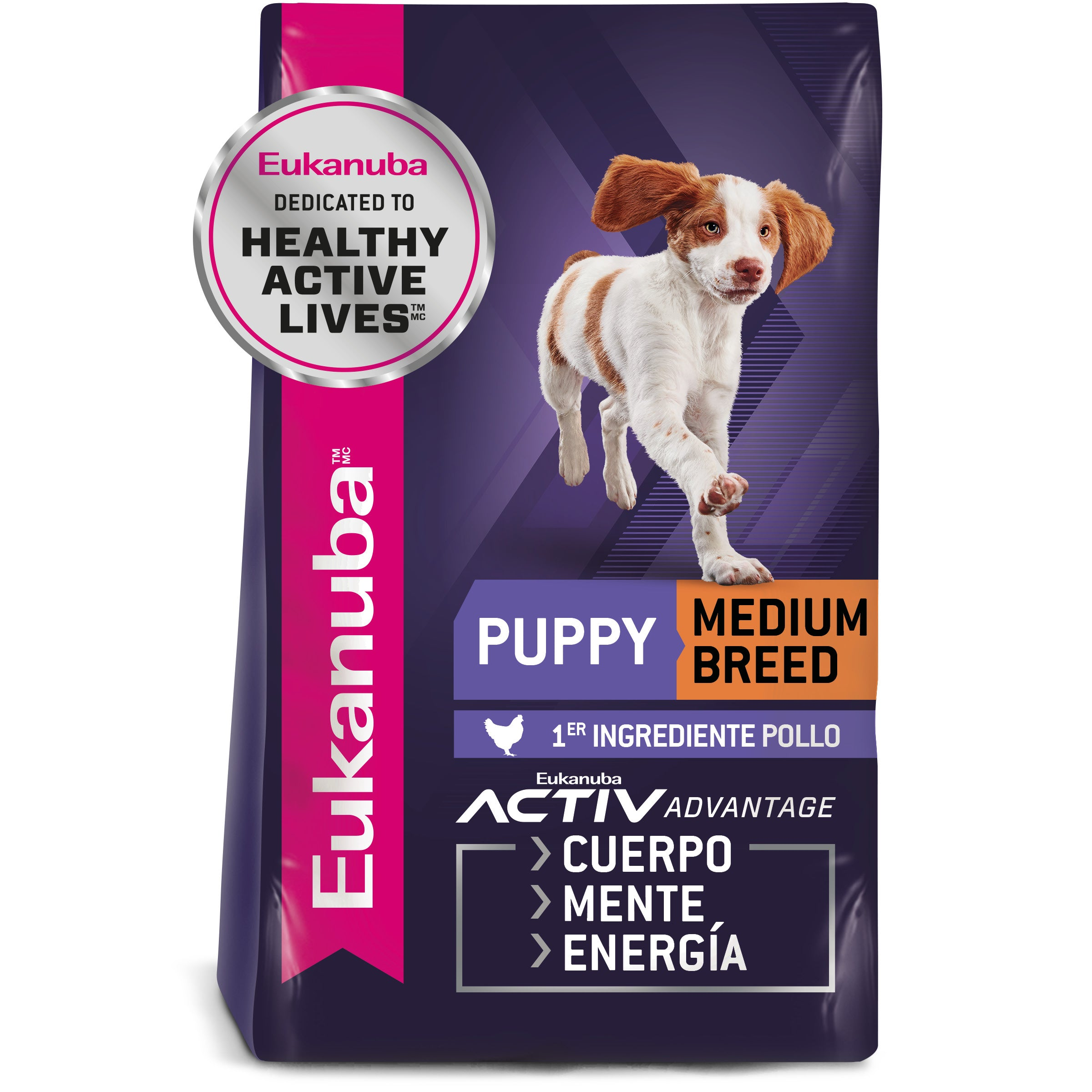 Eukanuba Puppy Medium Breed - Alimento para Perros