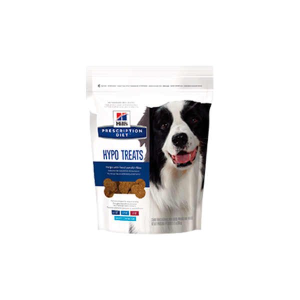 Hill's Prescription Diet Hypo Treats - Snacks y Galletas para Perros