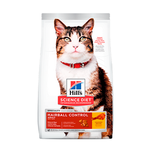 Hill's Science Diet Adult Hairball Control para Gatos - Alimento para Gatos