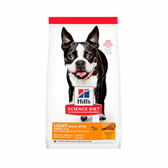 Hill's Science Diet Adult Light Small Bites - Alimento para Perros