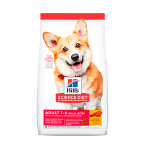 Hills Science Diet Adult Small Bites para Perros - Alimento para perros