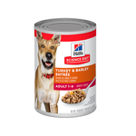 Hill's Science Diet Adult Turkey Lata - Alimento Húmedo para Perros