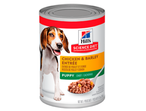 Hill's Science Diet Puppy Chicken Lata para Perros (13 OZ)