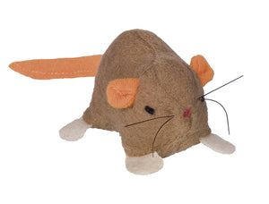 Plush Mouse with Catnip Café Nobby - Juguetes para Gatos