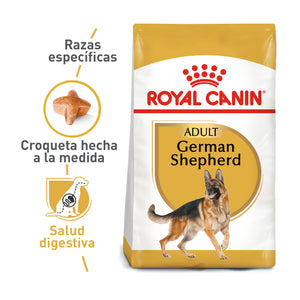Royal Canin German Shepherd Adult - Alimento para Perros