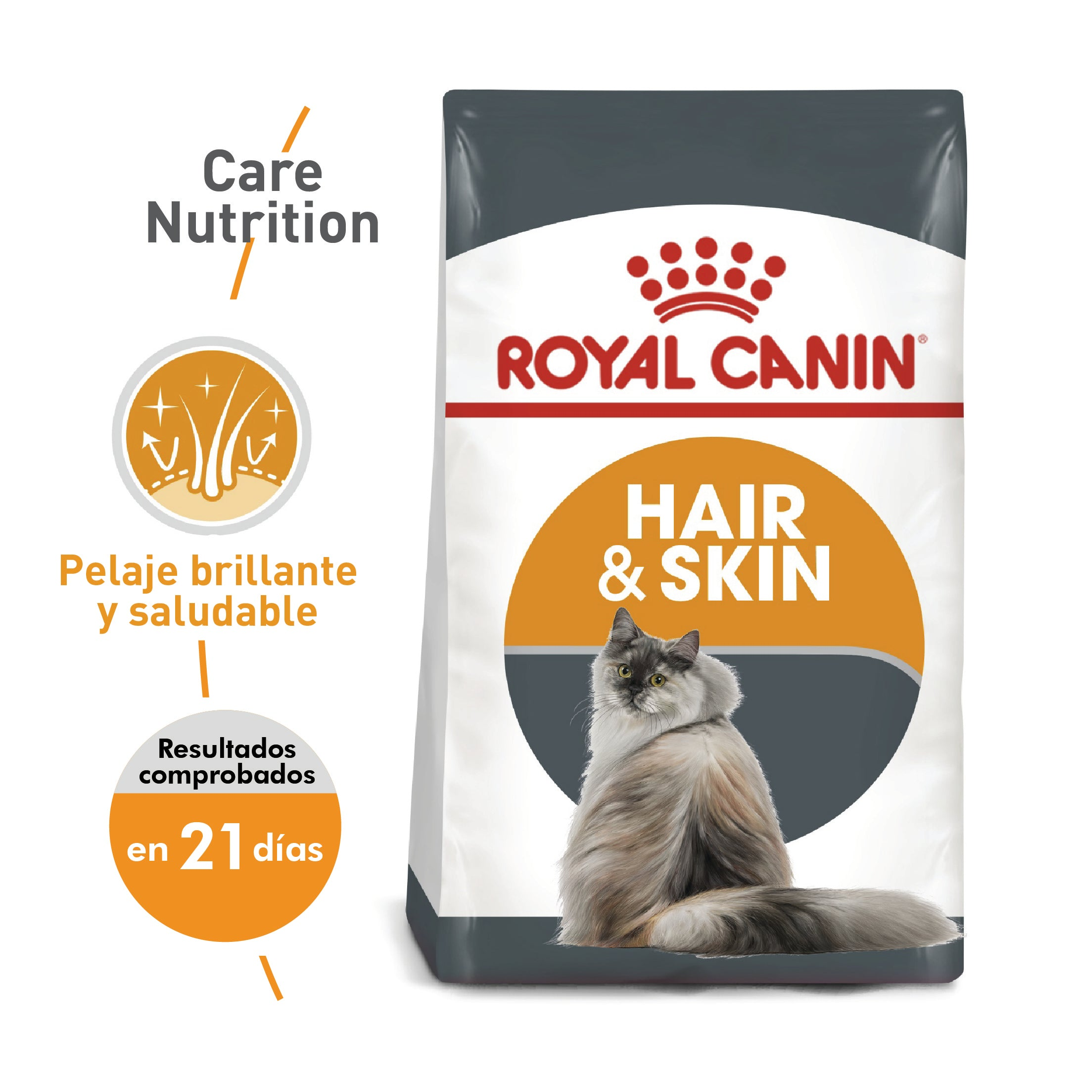 Royal Canin Hair and Skin Care - Alimento para Gatos
