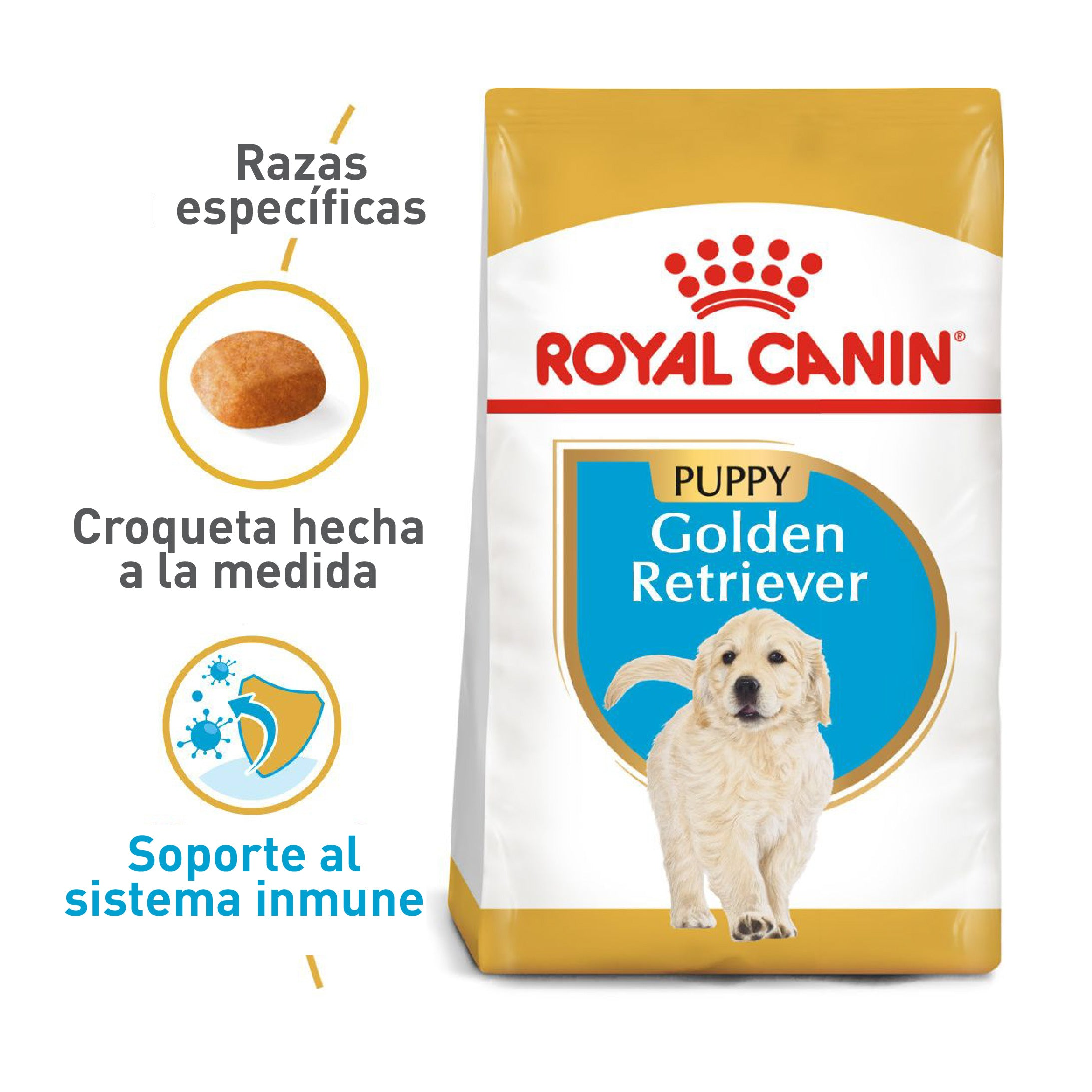 Royal Canin Golden Retriever Puppy - Alimento para Perros