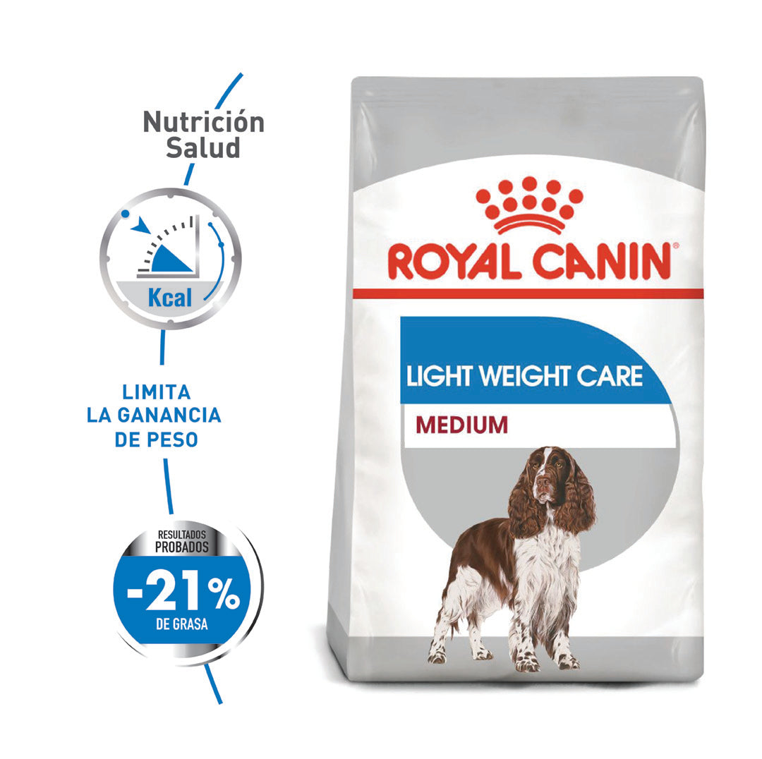 Royal Canin Medium Light Weight Care - Alimento para Perros