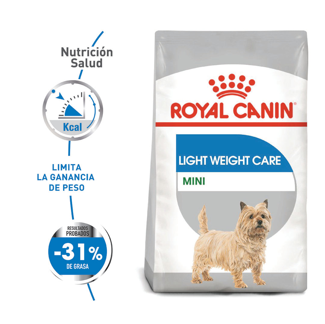 Royal Canin Mini Light Weight Care - Alimento para Perros