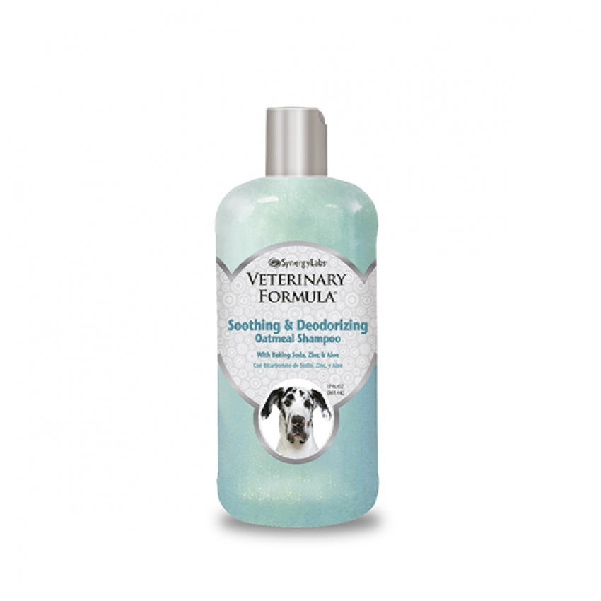 Shampoo Veterinary Formula Solutions Soothing and Deodorizing Oatmeal a domicilio en Bogotá