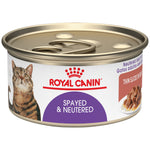 Royal Canin Spayed and Neutered Lata (85 G)