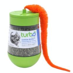 Turbo Catnip Wobble Bottle - Catnip para Gatos