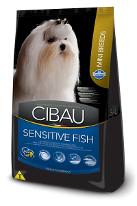 Cibau Sensitive Fish Mini - Alimento para Perros