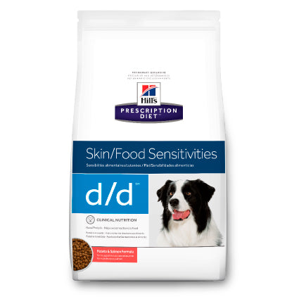 Hill's Prescription Diet d/d Skin Support - Alimento para Perros a domicilio en Bogotá