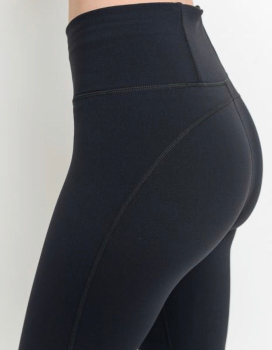 High Performance solid legging