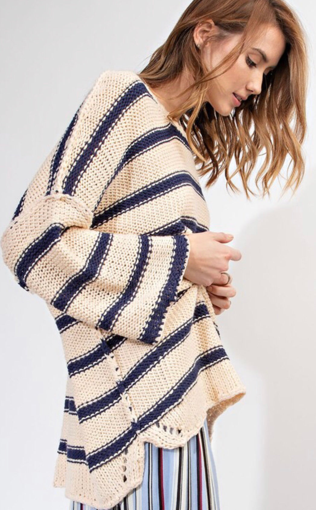 The Hamptons Spring Sweater