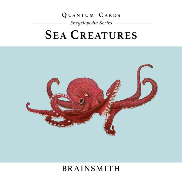 Sea Creatures - Quantum Card - Nick & Nishka