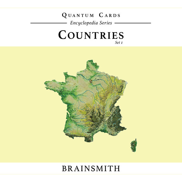 Countries - Quantum Cards Set - Nick & Nishka