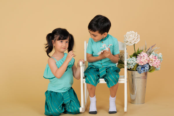 Malika Thai dress - Nick & Nishka