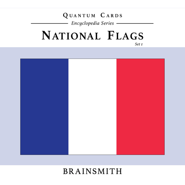 National Flags - Quantum Cards - Nick & Nishka