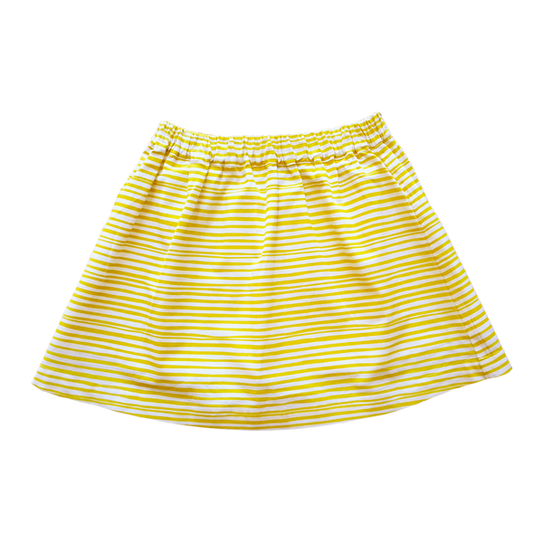 Citrus Stripe Skirt - Nick & Nishka