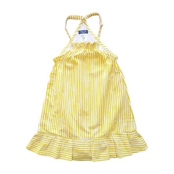 Citrus Stripe Dress - Nick & Nishka
