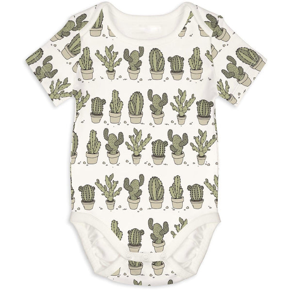 Don't touch this - Short Sleeves onesie - Nick & Nishka