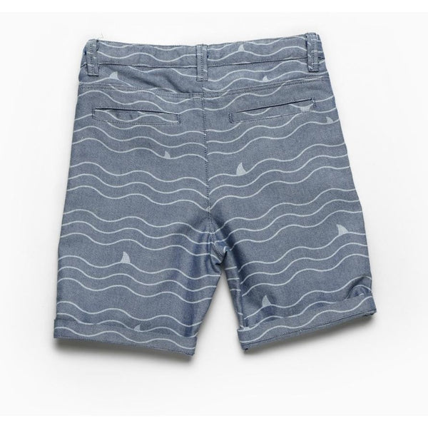 Boy's Whale shorts - Nick & Nishka