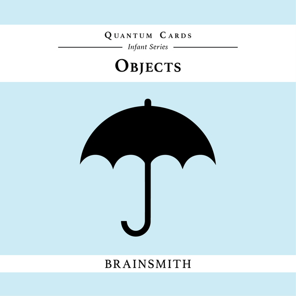 Objects - Quantum cards for infants - Nick & Nishka