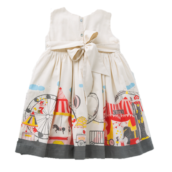 Circus Dress - Nick & Nishka