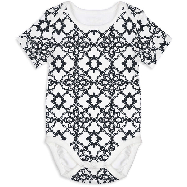 Drop it like it's hot - Short sleeves onesie - Nick & Nishka