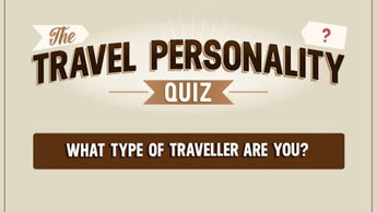 WHAT KIND OF TRAVELLER ARE YOU? Take the Quiz and find out!