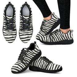 Zebra Lovers Sneakers | Cool and Collected
