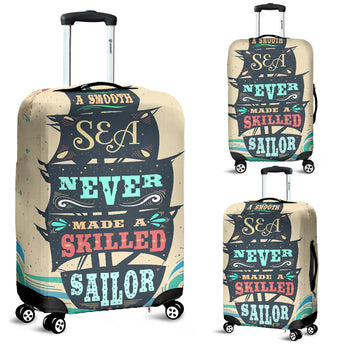 Sail Away | Luggage Cover
