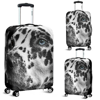 Dalmatian Love | Luggage Skin