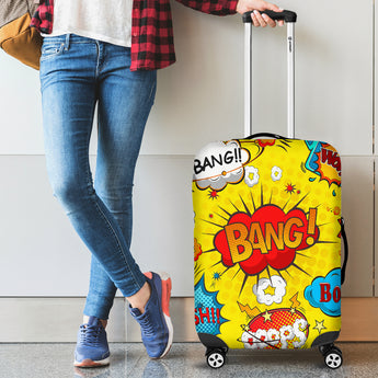 Bang! You Can't Lose Me | Luggage Skin