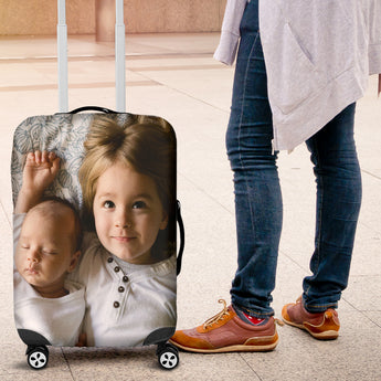'That's Me' Personalised Kids Photo | Luggage Skin
