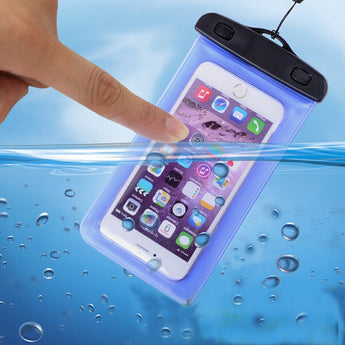 Waterproof Pouch for Mobile Phone - Killer Design!