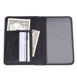 Passport Wallet RFID BLOCKING!