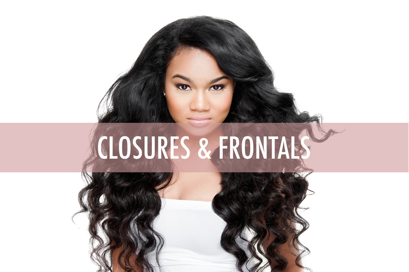 Crowned Hair Co Virgin Hair Bundle Deals Frontals Closures