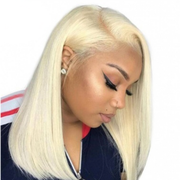 The Princess Bob – Lace Frontal Wig