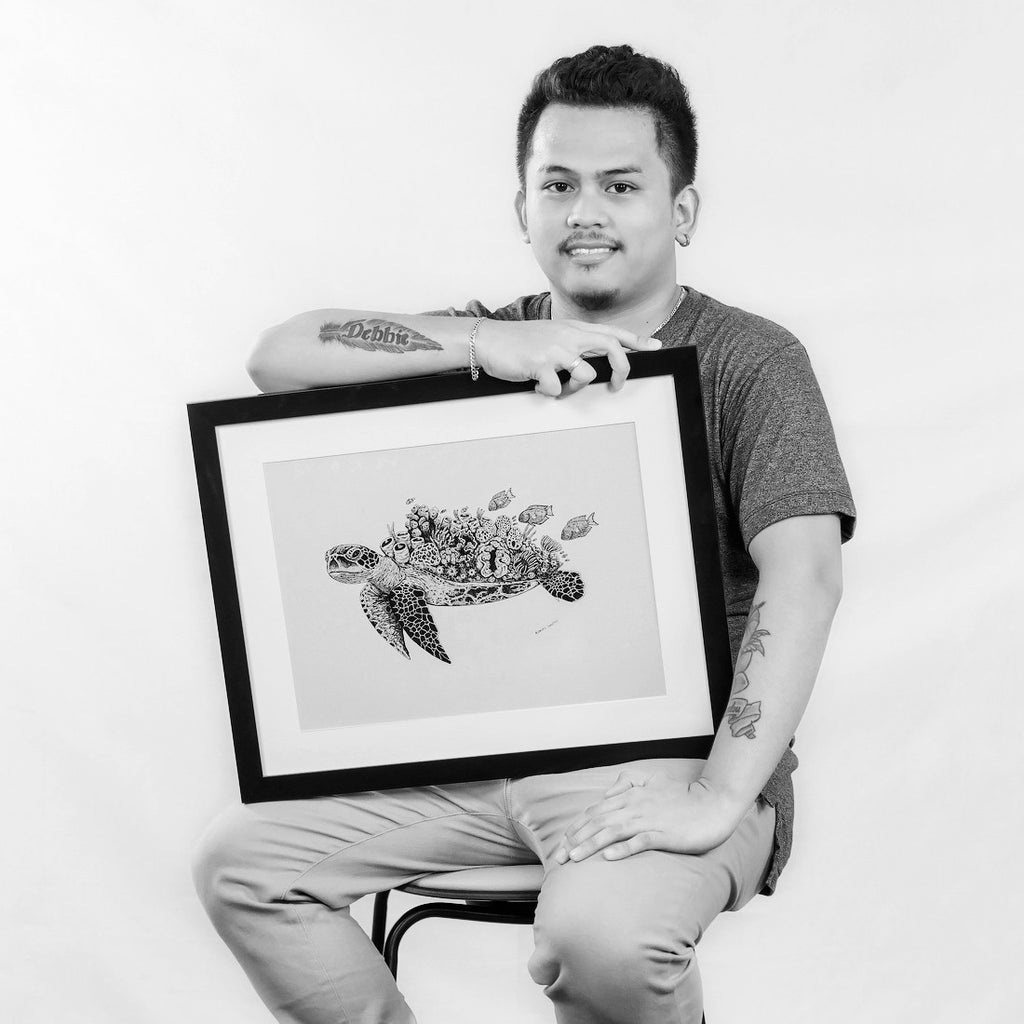 Meet the artist: Angelo Delos Santos