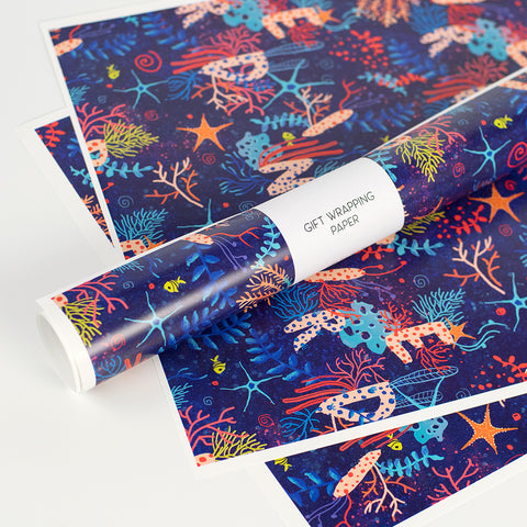 «INSPIRED» Gift wrapping paper Philippine